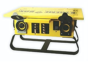Coleman Cable 1960 Xtreme Box Twist-Lock Portable Power Distributor at Sears.com