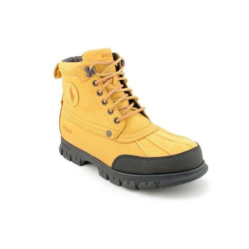 Polo Footwear Burson Boot Beige-Khaki 11.5