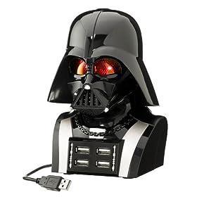 Star Wars Darth Vader Collectible USB 4-Port Hub