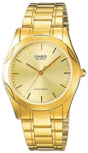 Casio Men's Steel watch #MTP-1275G-9A