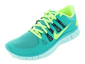 Nike Free 5.0+ Womens Running Shoes 580591-373, 7
