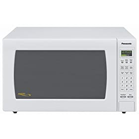 Panasonic 2.2 cu. ft. Microwave - White