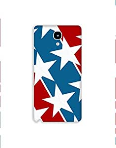 Samsung Galaxy Note 2 nkt01 (96) Mobile Case from Mott2 - Star Flag (Limited Time Offers,Please Check the Details Below)