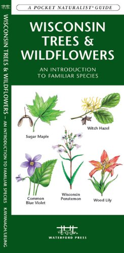 Wisconsin Trees & Wildflowers: An Introduction to Familiar Species (A Pocket Naturalist Guide)