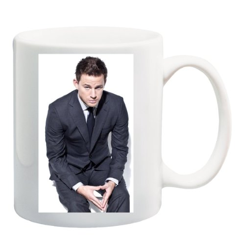 Channing Tatum Mug Cup - 11 Ounces