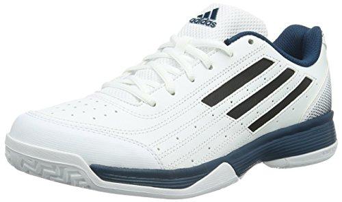 adidas - Sonic Attack, Scarpe da tennis uomo, color Bianco (Ftwr White/Core Black/Mineral), talla 40