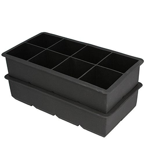 Princess Slow Juicer Easy Fill Extra Large : Awardpedia - Freshware Fi-112Pk 8-Cavity Flexible Silicone Large Ice Cube Trays, 2-Inch Cubes ...