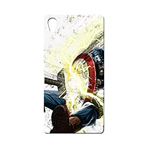 BLUEDIO Designer Printed Back case cover for Sony Xperia Z4 - G6240
