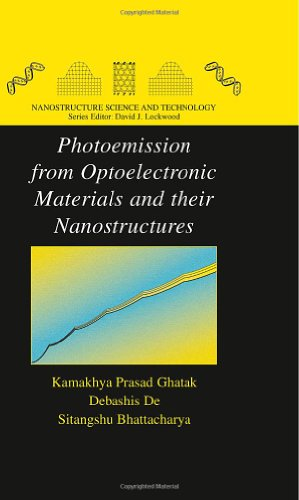 Photoemission from Optoelectronic Materials and their Nanostructures