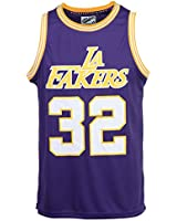 Mens Basketball Vest Sleeveless Top: Amazon.co.uk: Clothing,NBAJERSEYS_FCHNZFA441,Mens LA Fakers 32 NBA Inspired Basketball Jersey Casual Gym Muscle Vest Top