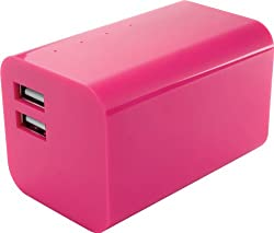 Yell BPS 66 Power Bank (Pink)