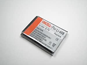 Batterie pour Olymus Li-40b