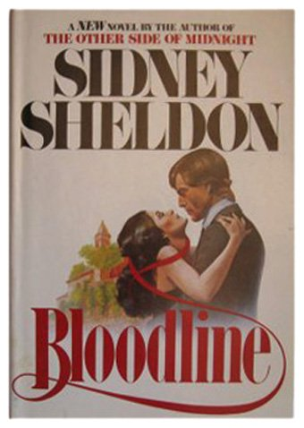 Bloodline By Sidney Sheldon Book Club Edition (Hardcover 1977)