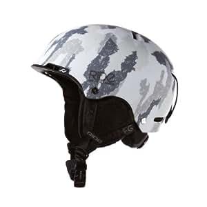 Ride Ninja Snowboard Helmet, White, Small
