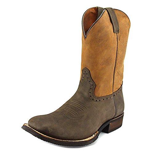 American Rebel Boot Whiskey Stout メンズ 米国 11.5 ブラウン ウエスタンブーツ [並行輸入品]
