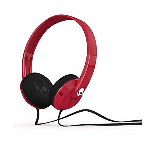 Skullcandy Sgurfz-083 Uprock On-Ear Headphone (Red)