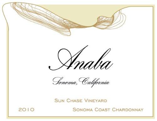 2010 Anaba Sun Chase Vineyard Chardonnay White