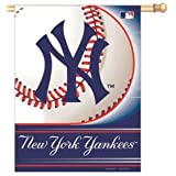 Amazon.com: MLB - New York Yankees / Wall Banners / Décor: Sports ...