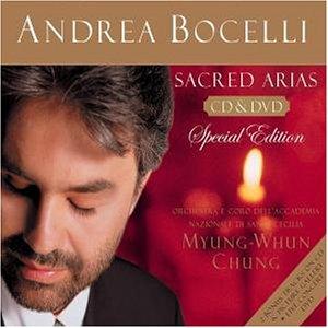 Andrea Bocelli - Sacred Arias Special Edition - Zortam Music