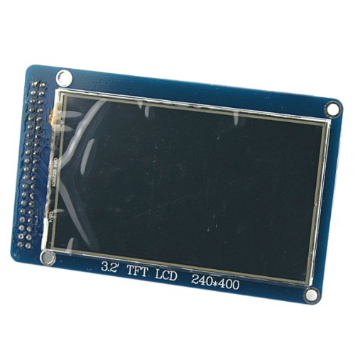 """Generic 3.2"""" Tft Lcd Wide 400*240 Touch Screen Module Stylus For Arduino Boards Develop"""