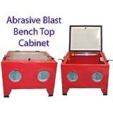 Abrasive Sandblaster Cabinet With Light