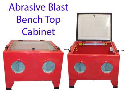 Buy Discount Abrasive Sandblaster Cabinet With Light