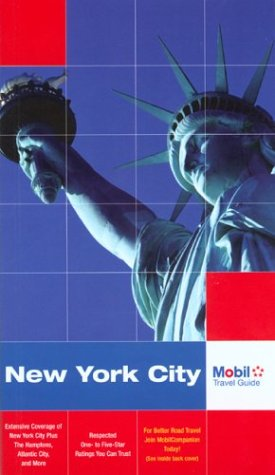 Mobil Travel Guide: New York City, 2004 (Mobil City Guides), Mobil Travel Guide
