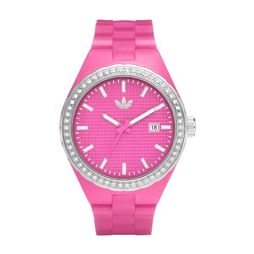 Adidas Originals Unisex 44mm Pink Cambridge Analogue Watch - ADH2103