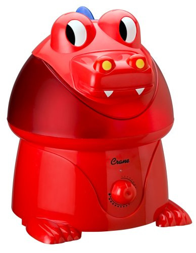 Crane Adorable 1 Gallon Cool Mist Humidifier, Dragon Shape
