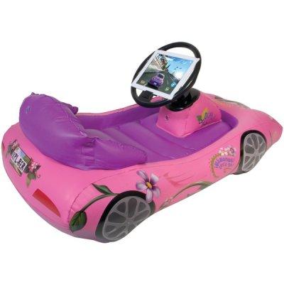Cta Digital Nic-Dik The New Ipad(R) 3Rd Gen Dora The Explorer ;Inflatable Sports Car front-573834