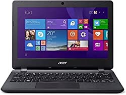 ACER ASPIRE ESI-131-C8JS NX.MYKSI.021 CELRON 3060 2GB DDR3 RAM/ 500GB HDD/ 11.6 INCH / WINDOWS 10 / BLACK