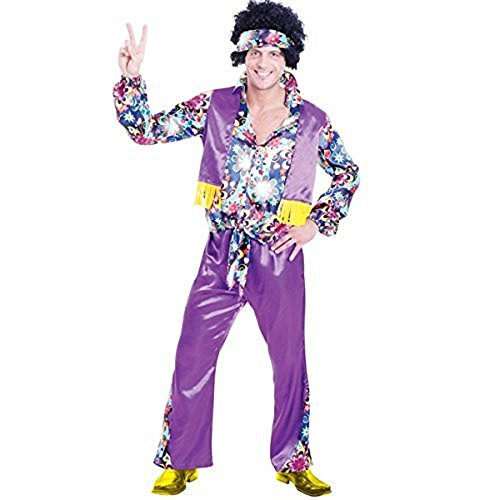 70s Groovy Guy Adult Costume - Standard