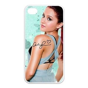 Amazon.com: Hu Xiao Ariana Grande iPhone 5s case covers TPU Rubber