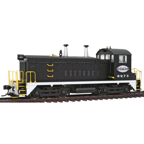 Walthers PROTO 2000 HO Scale Diesel EMD SW9/1200 Powered Standard DC - New York Central #8973