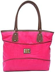 Darash Fashion Women's Stylish Handbag Pink-Bag-12