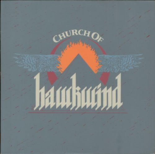 Church Of Hawkwind + Booklet