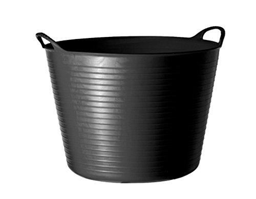 Tubtrugs-SP75GBK-Flexible-Black-Gorilla-Extra-Large-75-Liter198-Gallon-Capacity