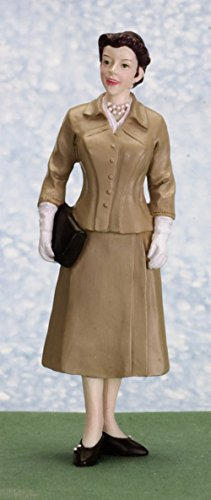 Frances Woman Figure Doll Lady in Suit