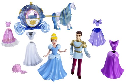 Disney Princess Favorite Moments Cinderella Deluxe Gift Set Amazon.com