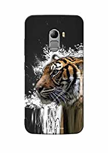 Sowing Happiness Printed Back Cover For Lenovo K4 Note