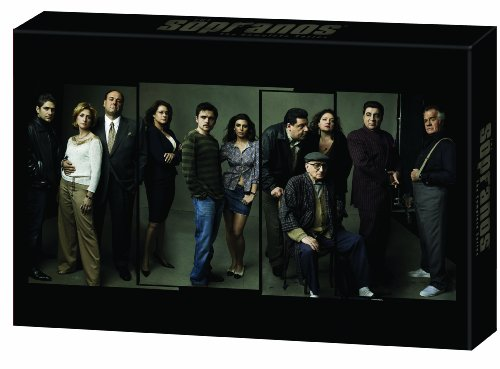 The Sopranos - Die komplette Serie (Geschenkbox) [30 DVDs]