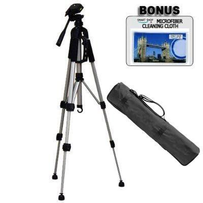 Olympus E-620 Digital Camera Tripod Folding Table-Top Tripod for Compact Digital Cameras and Camcorders Approx 5 H