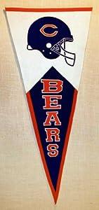 Buy Winning Streak Chicago Bears Felt Pennant by Winning Streak
