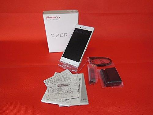 Xperia Z3 SO-01G docomo [White] 白ロム
