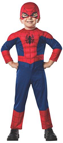 Rubie's Marvel Ultimate Spider-Man Toddler Costume Toddler - Toddler One Color