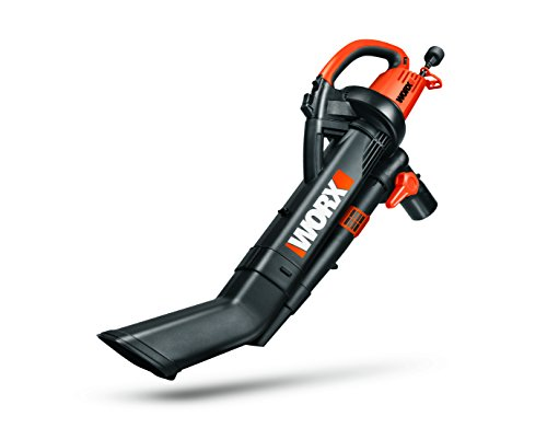 WORX WG509 Electric TriVac Blower/Mulcher/Vacuum (Shredder Vacuum compare prices)