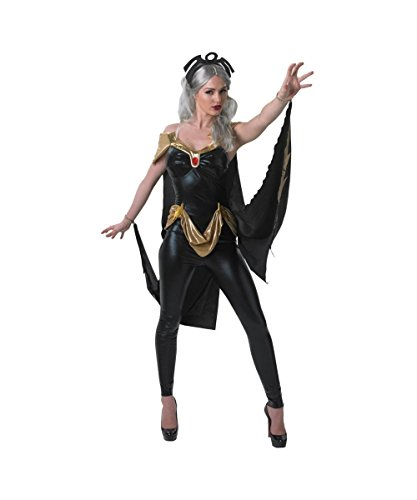 Marvel X?men Sexy Storm Catsuit Womens Halloween Cosplay Costume (Xmen Storm Costume)