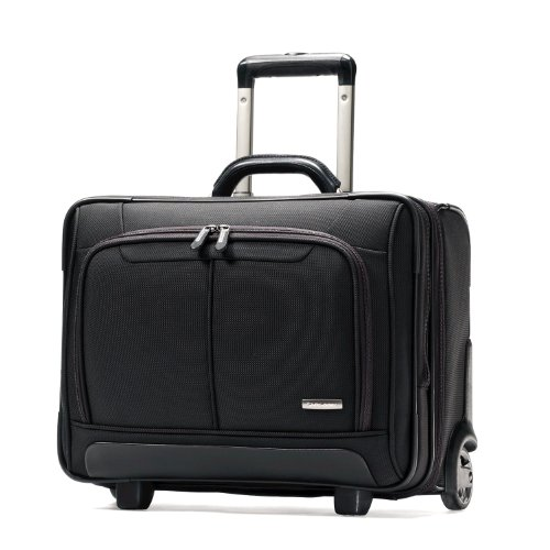 Samsonite Premier Wheeled Boarding Bag, Black, One Size top price