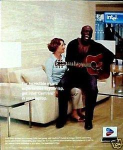 print-ad-for-2005-intel-centrino-computers-with-seal-singing-originalprint-ad