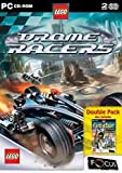 LEGO Drome Racers: Creator Knights Kingdom Double Pack (PC CD)